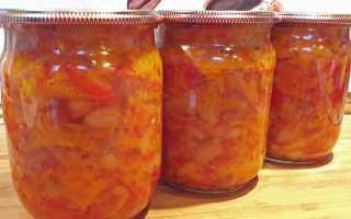 Оригинальные рецепты заготовки фасоли с овощами на зиму