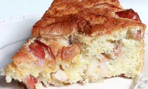 Вкусные рецепты приготовления шарлотки с яблоками в духовке