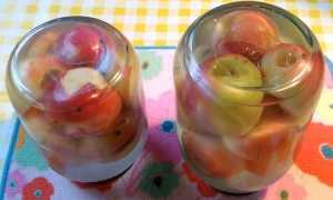 Подборка лучших рецептов маринованных яблок на зиму