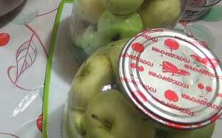 Рецепты яблок в сиропе на зиму дольками, целиком и половинками
